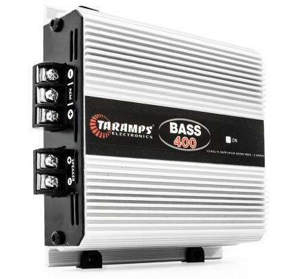 Módulo Amplificador Digital Taramps Bass 400 - 1 Canal - 400 Watts RMS