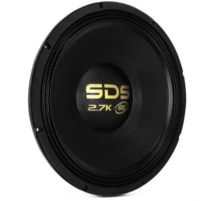 Woofer Eros SDS 2.7K 15 Polegadas E-15 - 1350 Watts RMS