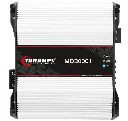 Módulo Amplificador Taramps MD3000.1 3000w rms 1 canal 2 Ohms