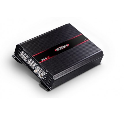 Módulo Amplificador Digital SounDigital SD1200.4D Canais 2 Ohms Evolution II - 1380 Watts RMS